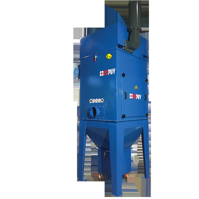 D系列工業防爆除塵器