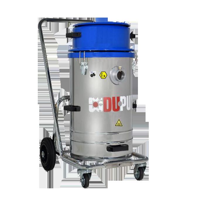 W系列气动防爆吸尘器