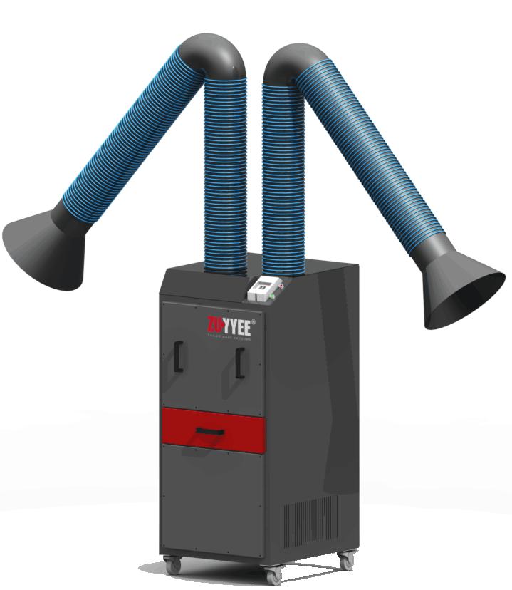 DUY标准型烟雾净化机